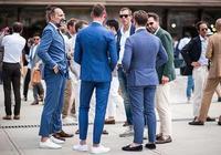 還是不能接受西裝搭配運動鞋?時尚icon卻喜歡這樣穿