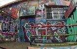 荷蘭一面塗鴉了30年的牆面,數不清的塗鴉層,見證著塗鴉文化的發展