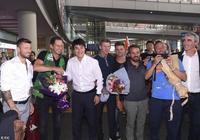 主教練來了!國安新帥施密特攜5名助手抵達北京