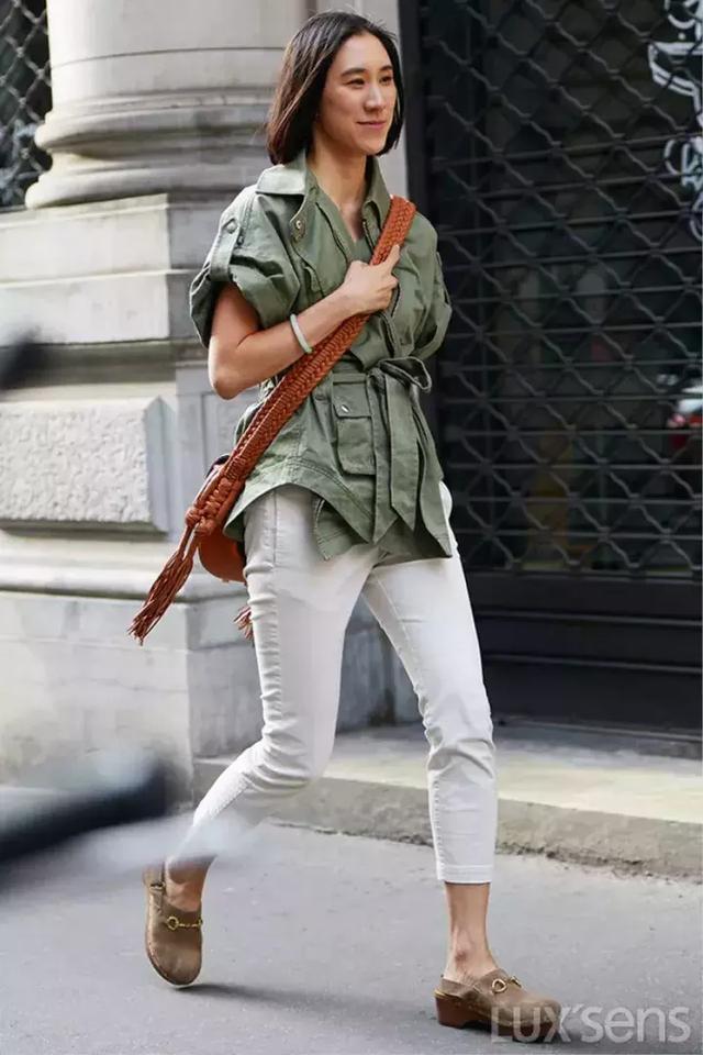 ins最會晒包的時尚博主Eva Chen,你買的很多包包都是她帶火的