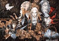 惡魔城系列遊戲(時間&平臺順序)