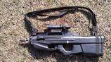 世界名槍:比利時FN2000突擊步槍
