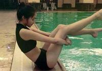 關曉彤:我腿長108,迪麗熱巴:我腿長109,林志玲:那我呢?