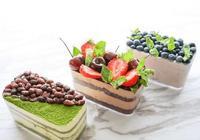 快手甜點蛋糕—黑森林蛋糕冰盒