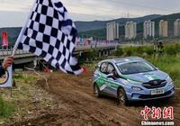 2019環青海湖(國際)電動汽車挑戰賽舉行極限評測
