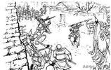 三國493:獻帝哭著對賈詡道::你能可憐漢朝,救救我嗎?賈詡愕然