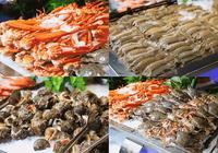 福州12家最奢華的海鮮自助餐廳!你帶上錢和我,我們去吃!