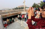 """""""正陽門""""被稱為""""前門"""",位於天安門廣場正南,成為遊客熱門地"""