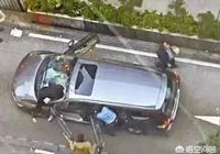 小偷失足從樓上掉下來正好砸在一輛豪車上死了,你認為家屬會告車主還是整樓戶主?