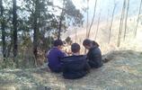 山裡孩子們愛玩的遊戲——打仗