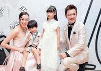 """模特嫁給大15歲的陳浩民,5年為其生4胎,34歲變""""蛇精臉"""""""