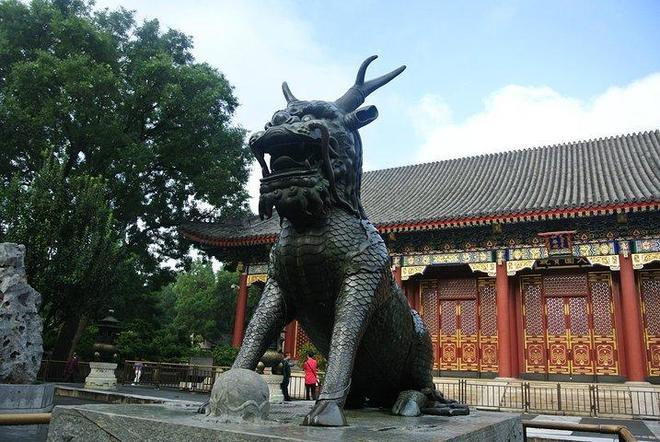 北京——頤和園