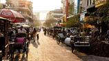 柬埔寨首都金邊街頭實拍,還不如國內縣級市