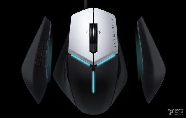 Alienware全新遊戲鼠標和鍵盤外設亮相