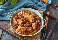 蘿蔔和它燉上一鍋,端上桌慢一慢吃不到,孩子就愛吃這道菜