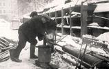 20世紀30年代蘇聯莫斯科的地鐵施工場景
