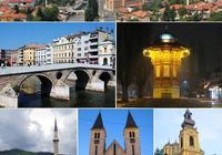 波斯尼亞和黑塞哥維那的首都-薩拉熱窩