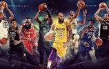 美媒評NBA現役10大巨星,詹皇壓庫里居榜首,哈登第七,威少第八