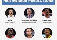 ESPN模擬投票常規賽各大獎項出爐,MVP最終屬於字母哥而不是哈登,你怎麼看?