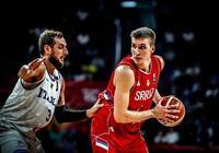 歐錦賽八強戰:博格丹22分塞爾維亞淘汰意大利