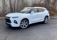 2019新車——雪佛蘭全新一代開拓者中大型SUV,這臺車有點寶駿