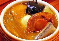 美食推薦:粵菜新式佛跳牆、銀芽乾貝、粵菜鮮釀豆卜的做法廚藝
