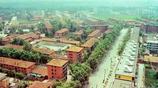 四川德陽城市圖錄,老照片記錄當時風貌,曾經熟悉的場景