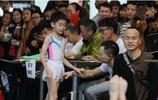 """楊洋陽長大了,首次參加""""楊威杯""""體操賽獲第三名,楊威:我兒子"""
