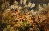 樑文亮畫家《水彩風景 大自然的真諦》