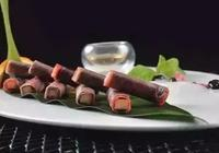 鵝肝創意製作菜品七款