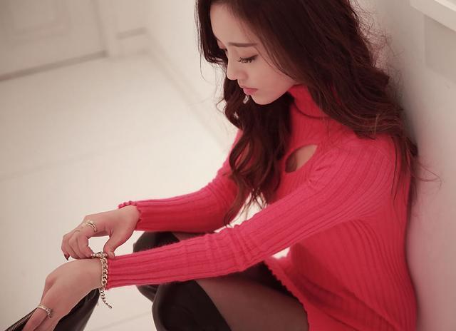 頭條女神孫允珠—紅色?還是粉色?