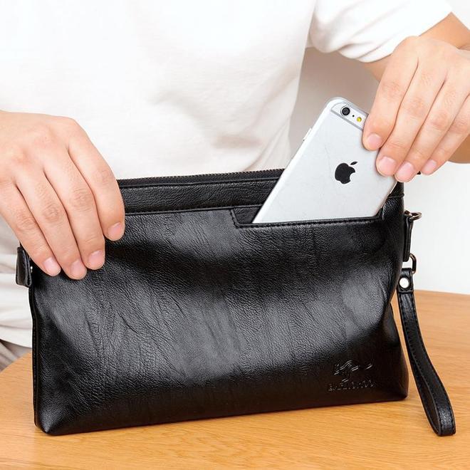 """浙江新出一種""""手拿包"""",手機再也不用塞褲兜!出行利落還有面"""