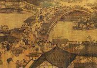 汴河開封段,橋有十幾座,《清明上河圖》為何只畫了一座拱橋?