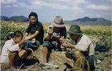 老照片:1945年美國兩名飛虎隊員鏡頭下的杭州