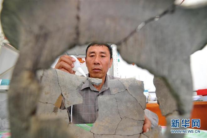 河北肅寧:發現北白寺商周遺址