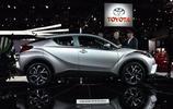 汽車圖集:豐田小型SUV C-HR