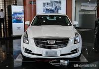 20萬左右非常值得買的豪華車:凱迪拉克ATSL,加速是亮點