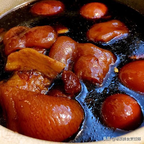 廣東豬腳姜醋