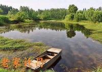 我的家鄉,在美麗的潁河邊上
