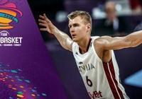 波爾津吉斯19分,拉脫維亞擊敗黑山晉級8強