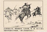 在《三國演義》中,除了呂布,還有武將能扛住關羽張飛夾攻嗎?