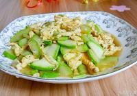 西葫蘆炒雞蛋