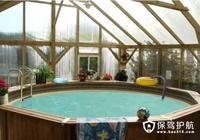 家庭泳池的裝修與設計
