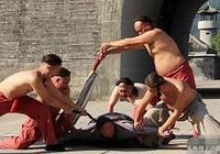 此人被判腰斬,死前用血寫下七個大字,皇帝看後立即廢止了此刑罰