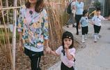 母女丸子頭大比拼,賈靜雯、梧桐妹、咘咘、波妞,哪個更可愛?