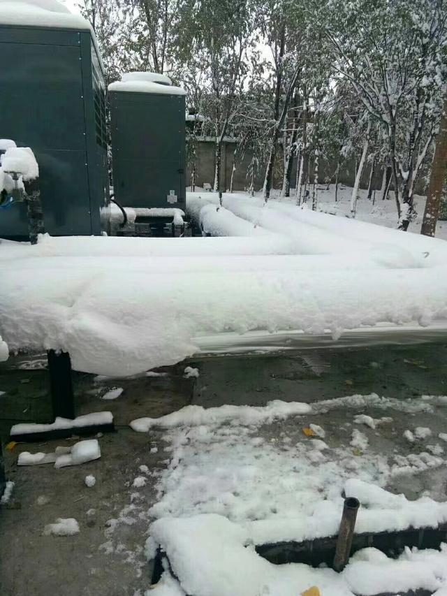 空氣能熱泵採暖使用小技巧