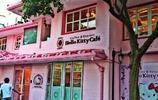 一定不能錯過的美食餐廳,Hello kitty美食主題餐廳!