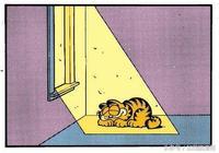 加菲貓漫畫|即便是善良的貓,有時也要學會亮出爪子,人也一樣
