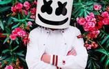 超可愛DJ Marshmello棉花糖原來是他!長得太呆萌了