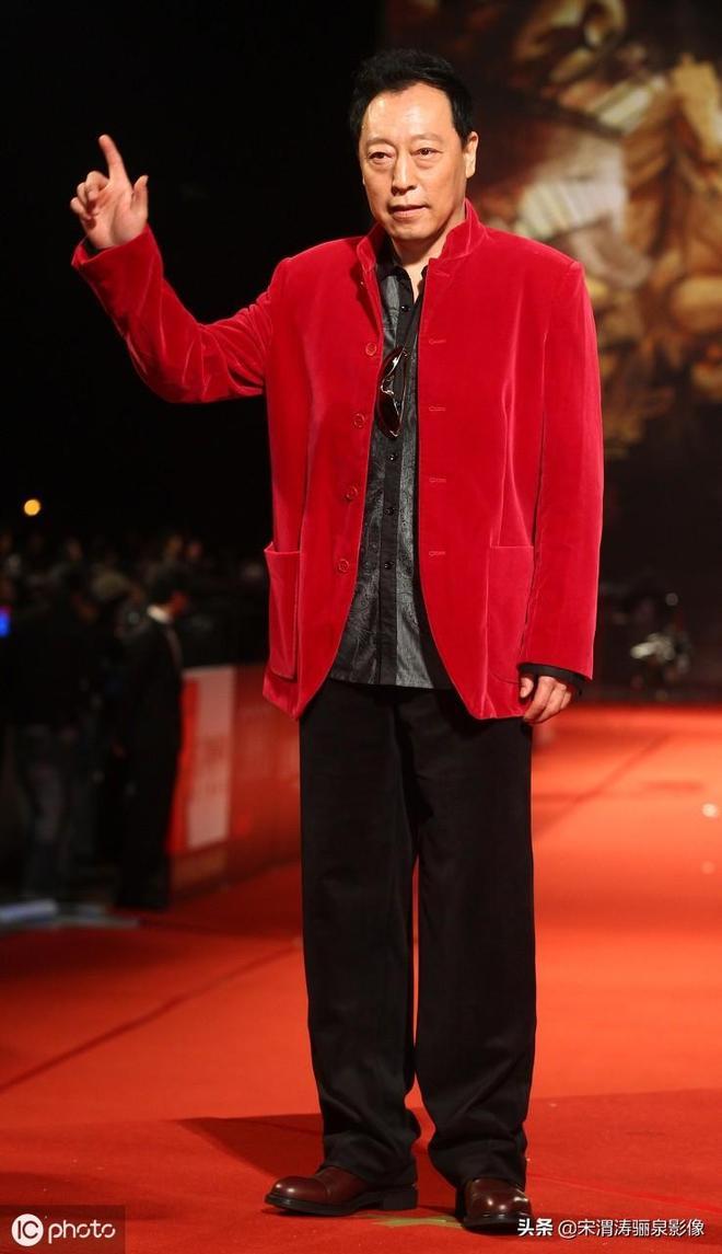 人物影像:倪大紅,黑龍江哈爾濱市人,獲年度演技口碑成就演員獎